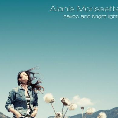 Alanis Morissette HAVOC & BRIGHT LIGHTS Vinyl Record