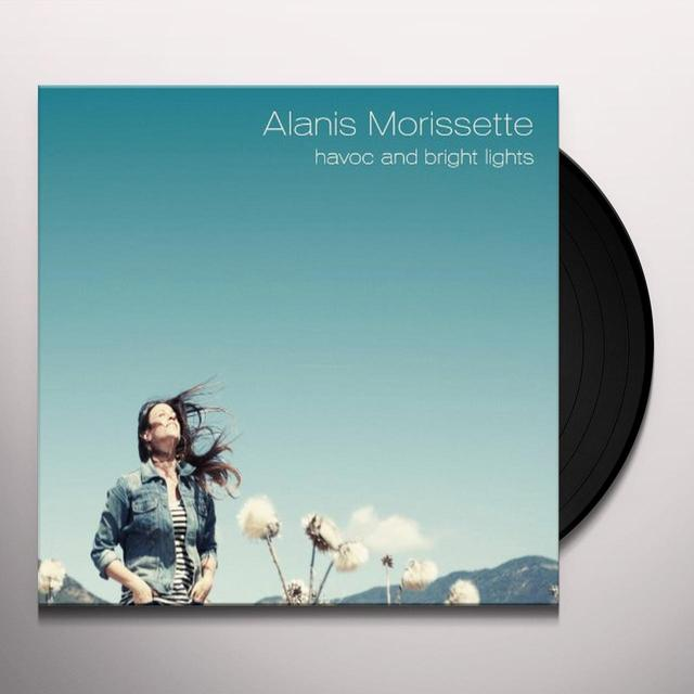 Alanis Morissette HAVOC & BRIGHT LIGHTS Vinyl Record