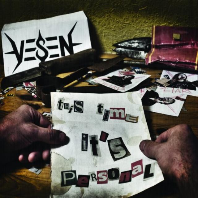 Vesen THIS TIME IT'S PERSONAL Vinyl Record