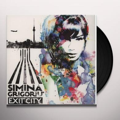 Simina Grigoriu EXIT CITY Vinyl Record