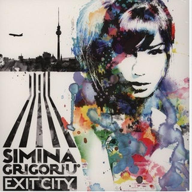 Simina Grigoriu EXIT CITY Vinyl Record - Limited Edition