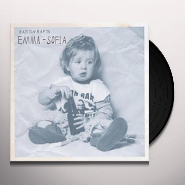 Rats On Rafts EMMA SOFIA Vinyl Record