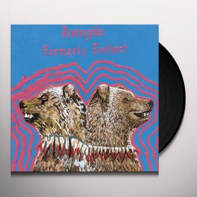 Rangda FORMERLY EXTINCT Vinyl Record
