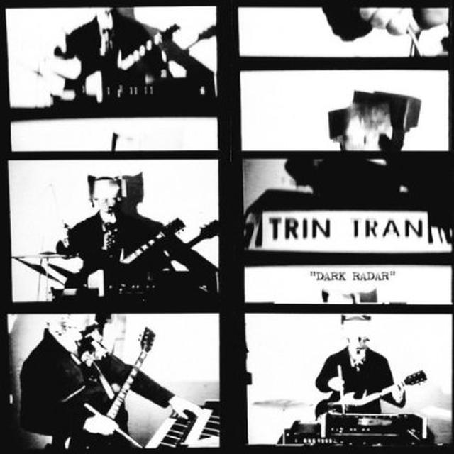 Trin Tran DARK RADAR Vinyl Record