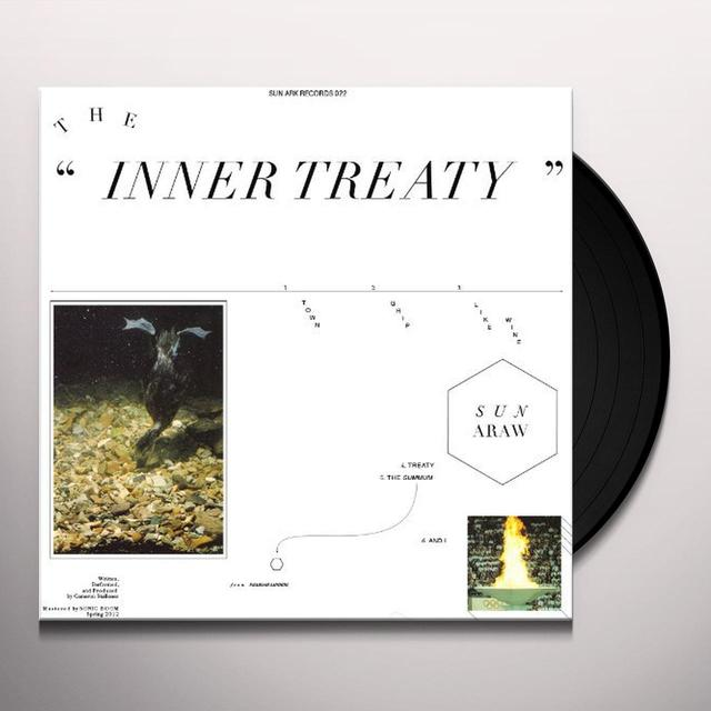 Sun Araw INNER TREATY Vinyl Record