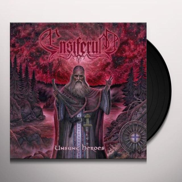 Ensiferum UNSUNG HEROESA Vinyl Record