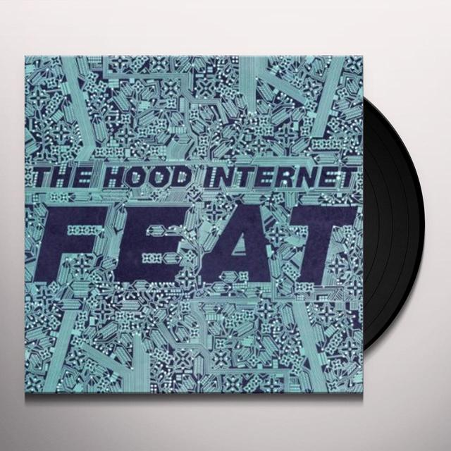 Hood Internet FEAT Vinyl Record
