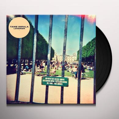 Tame Impala LONERISM Vinyl Record