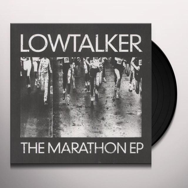 Lowtalker MARATHON EP Vinyl Record