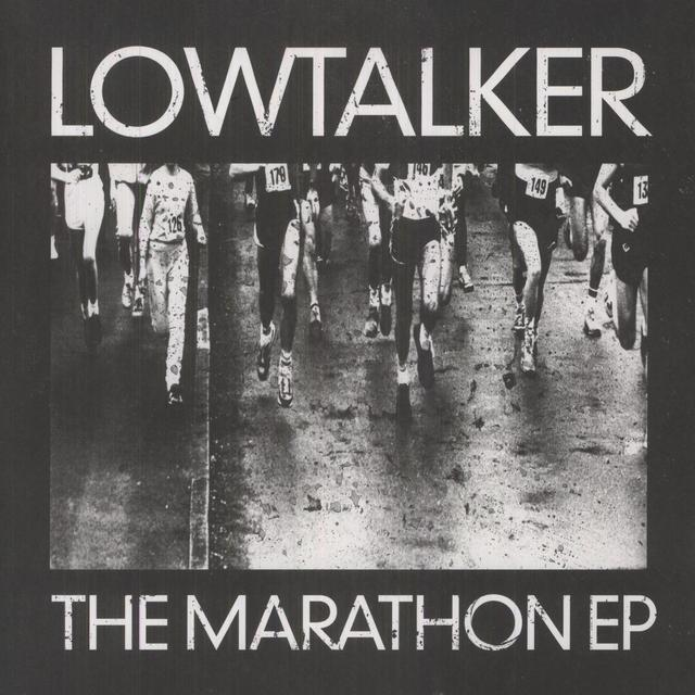 Lowtalker MARATHON EP (EP) Vinyl Record
