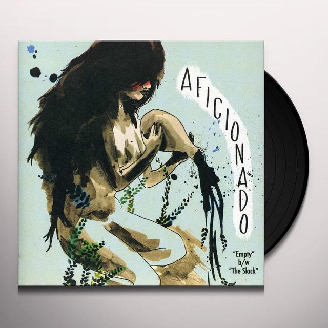 Aficionado EMPTY 7 Vinyl Record