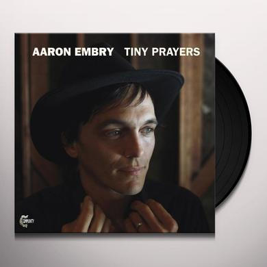 Aaron Embry TINY PRAYERS Vinyl Record