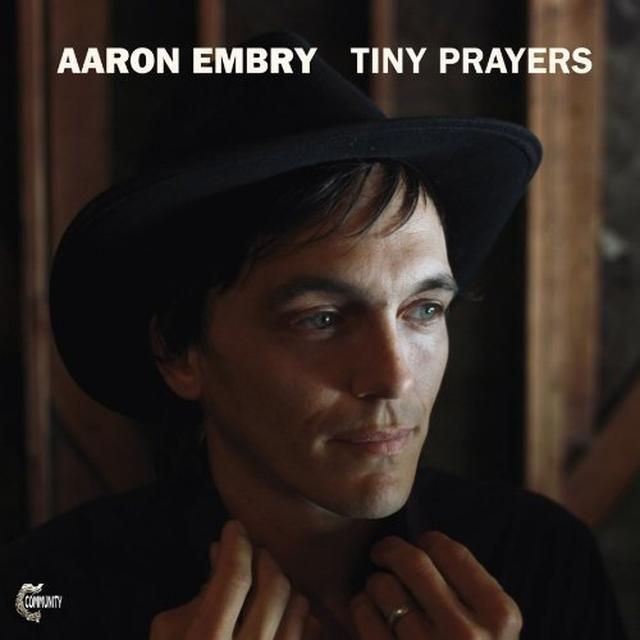 Aaron Embry TINY PRAYERS Vinyl Record