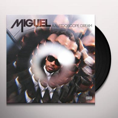 Miguel KALEIDOSCOPE DREAM Vinyl Record