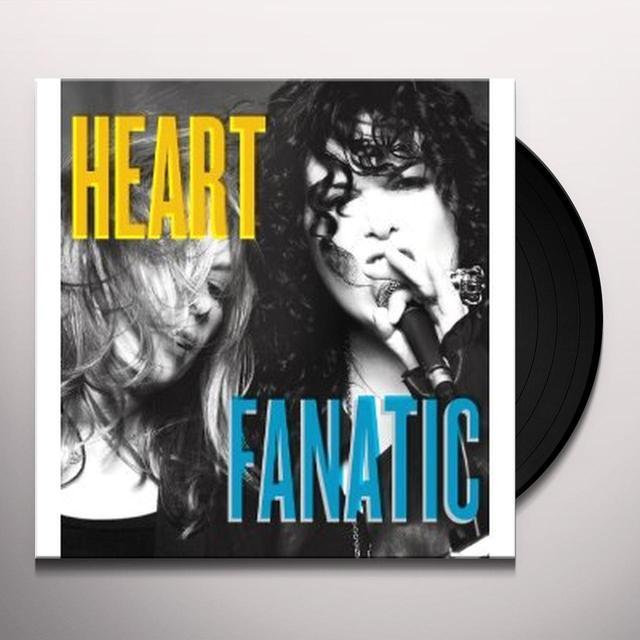 Heart FANATIC Vinyl Record