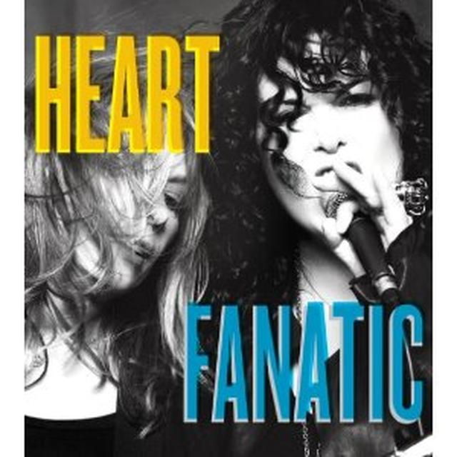 Heart FANATIC (DLI) Vinyl Record
