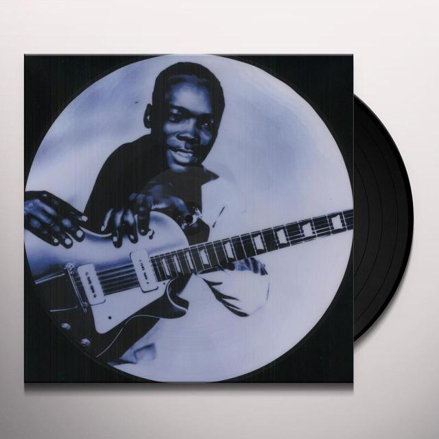 John Lee Hooker ELECTRIC BLUES Vinyl Record
