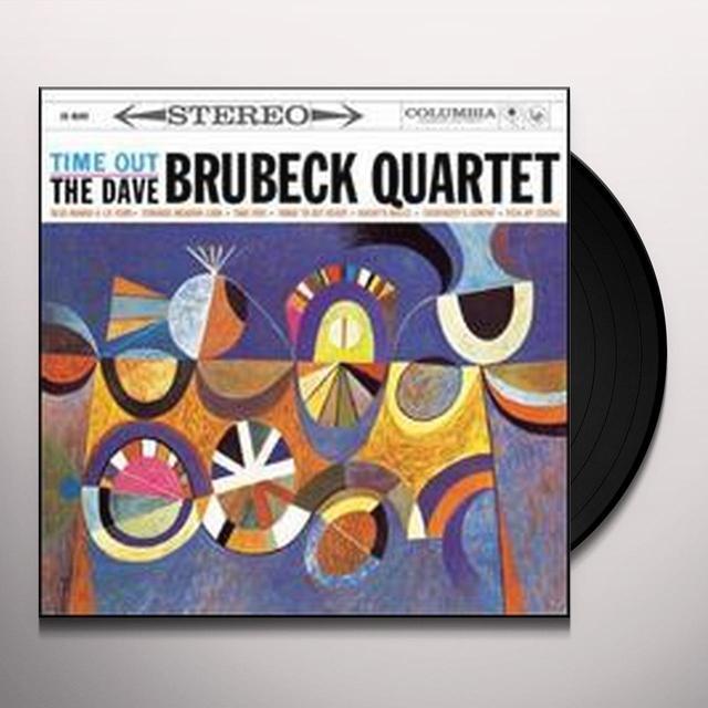The Dave Brubeck Quartet TIME OUT Vinyl Record