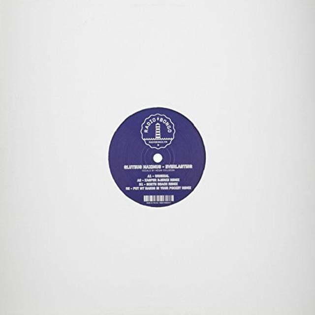 Gluteus Maximus EVERLASTING Vinyl Record