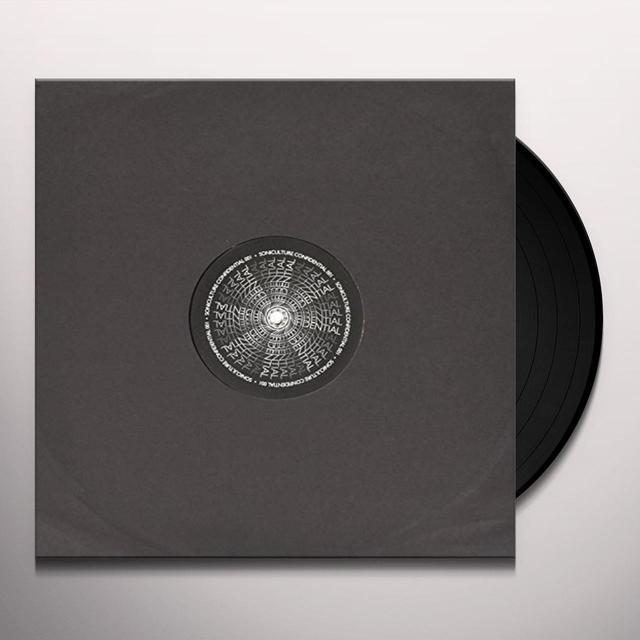 Unknown SONICULTURE CONFIDENTIAL 001 (EP) Vinyl Record