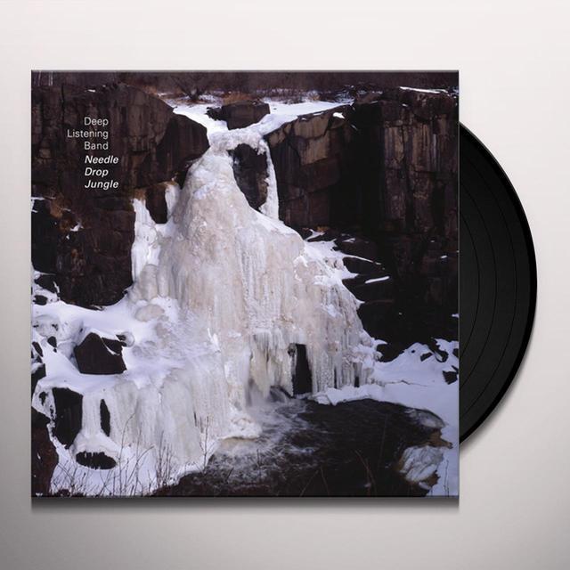 Deep Listening NEEDLE DROP JUNGLE Vinyl Record - Limited Edition
