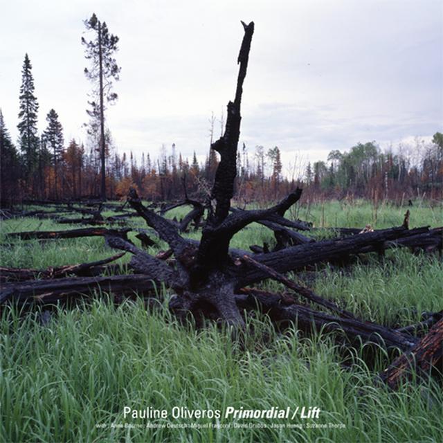 Pauline Oliveros PRIMORDIAL / LIFT Vinyl Record - Limited Edition