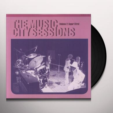 MUSIC CITY SESSIONS 2 / VARIOUS Vinyl Record
