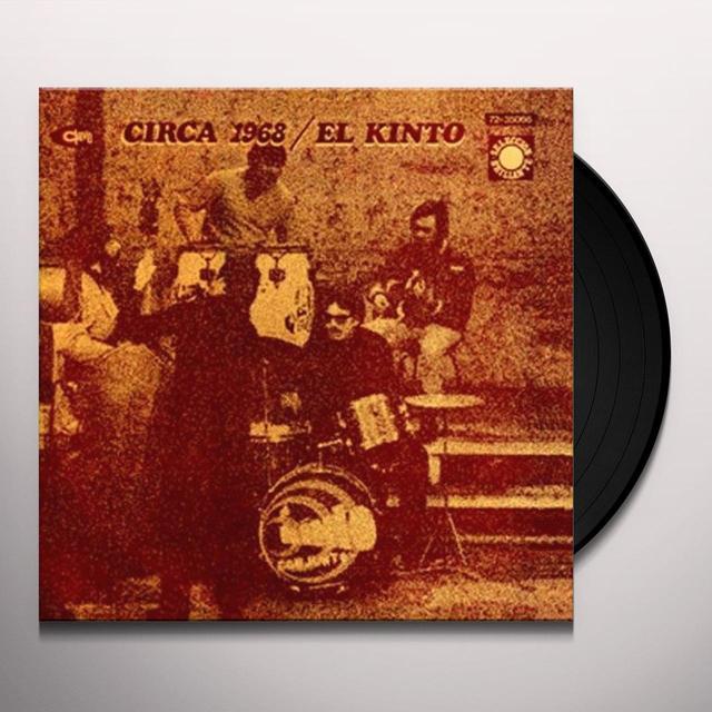 Kinto CIRCA 1968 Vinyl Record