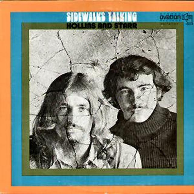 Hollins & Starr SIDEWALKSTALKING Vinyl Record