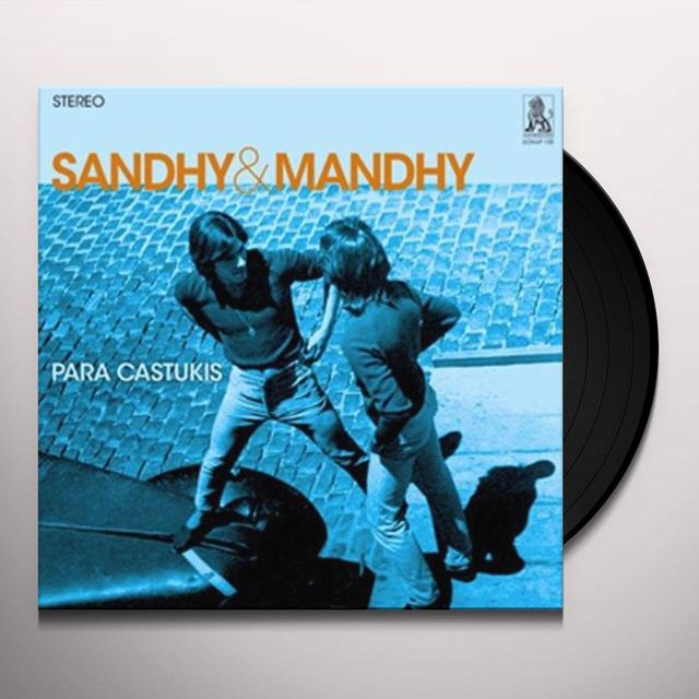 Sandhy & Mandhy PARA CASTUKIS Vinyl Record