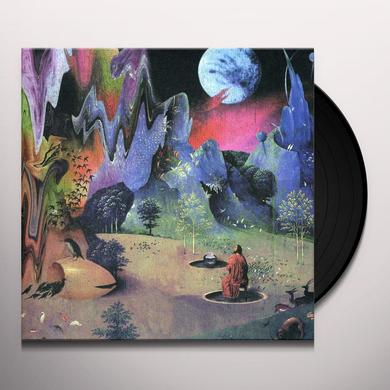 Feeding People ISLAND UNIVERSE Vinyl Record