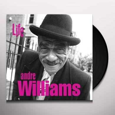 Andre Williams LIFE Vinyl Record