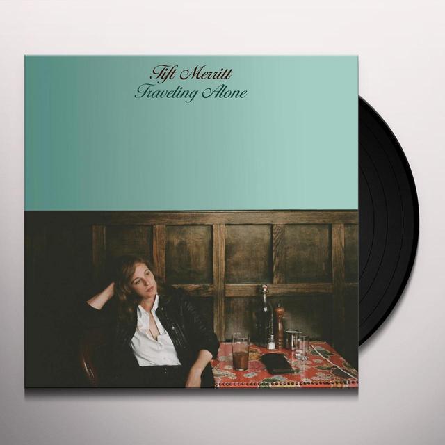 Tift Merritt TRAVELING ALONE Vinyl Record