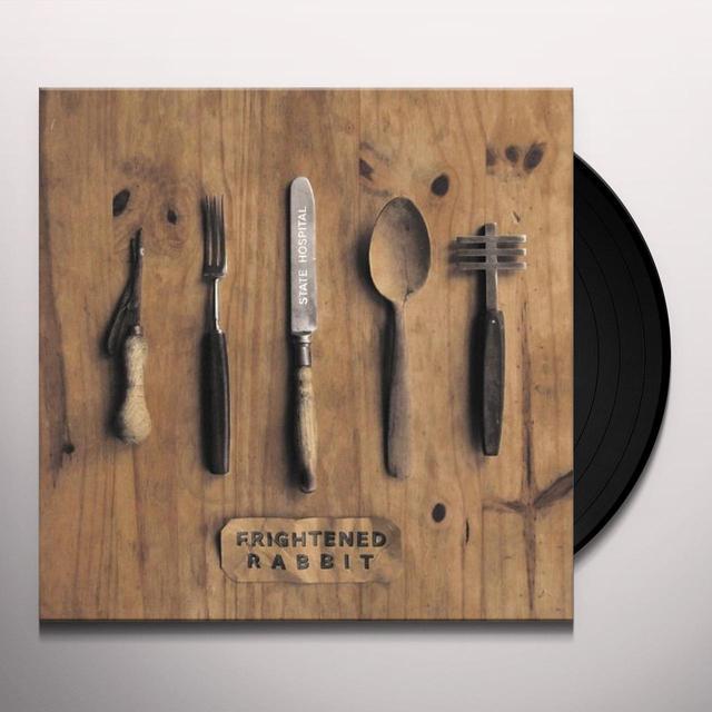 Frightened Rabbit STATE HOSPITAL Vinyl Record