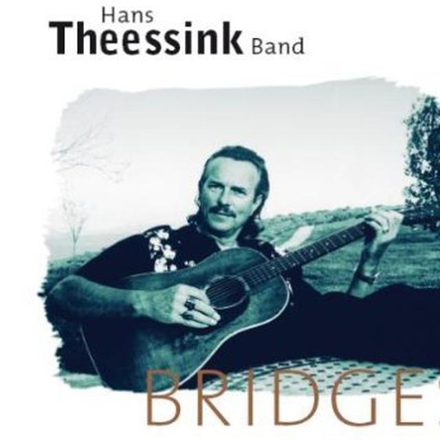 Hans Theessink BRIDGES Vinyl Record