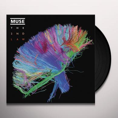 Muse 2ND LAW Vinyl Record - 180 Gram Pressing