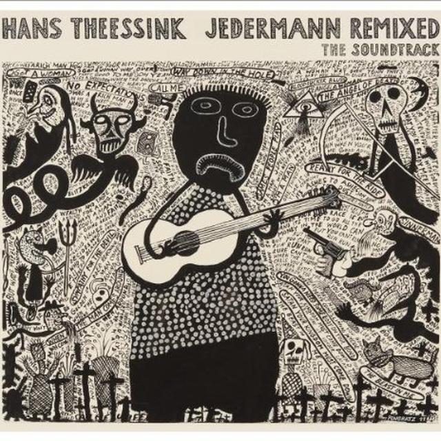 Hans Theessink JEDERMANN REMIXED - THE SOUNDTRACK Vinyl Record
