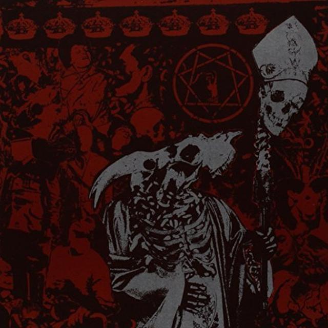 Gehenna / Blind To Faith SPLIT Vinyl Record