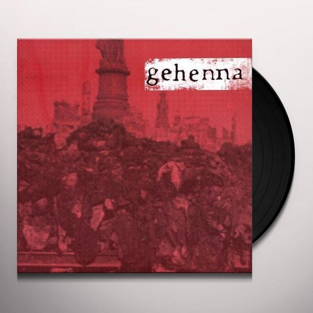 Gehenna / California Love SPLIT Vinyl Record