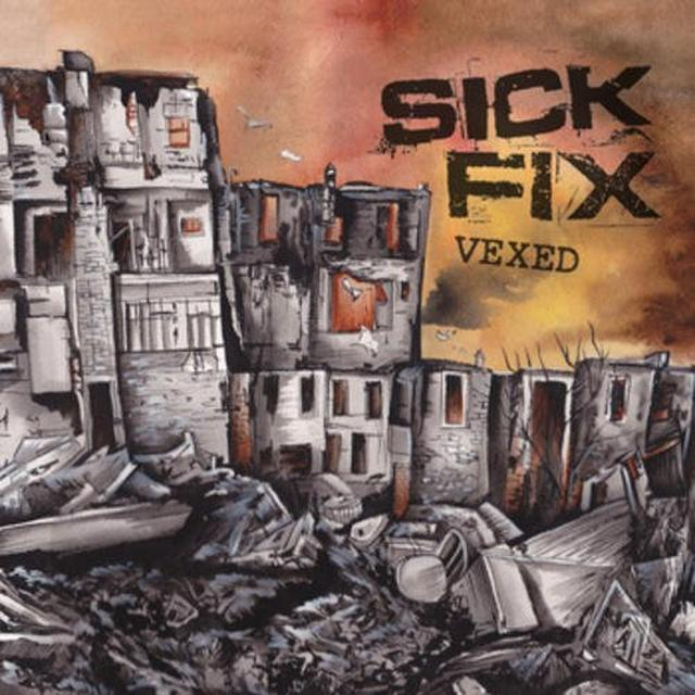 Sick Fix VEXED Vinyl Record - Limited Edition, MP3 Download Included