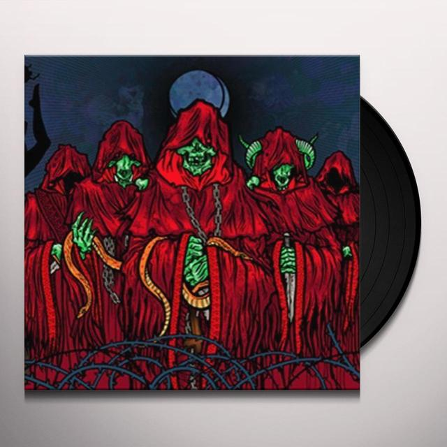 Day Of Mourning YOUR FUTURE'S END Vinyl Record