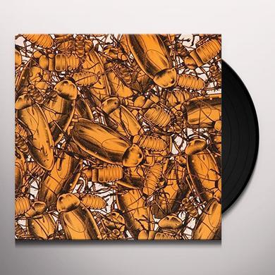Pulling Teeth / Shin To Shin SPLIT Vinyl Record