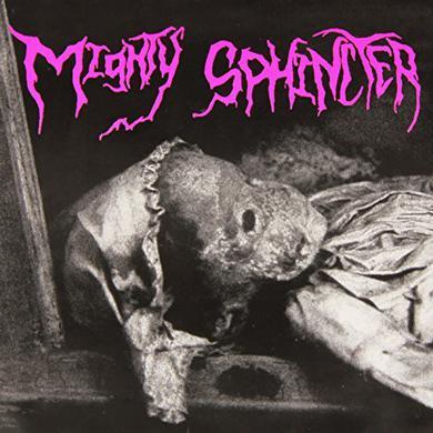 Mighty Sphincter RESURRECTION Vinyl Record