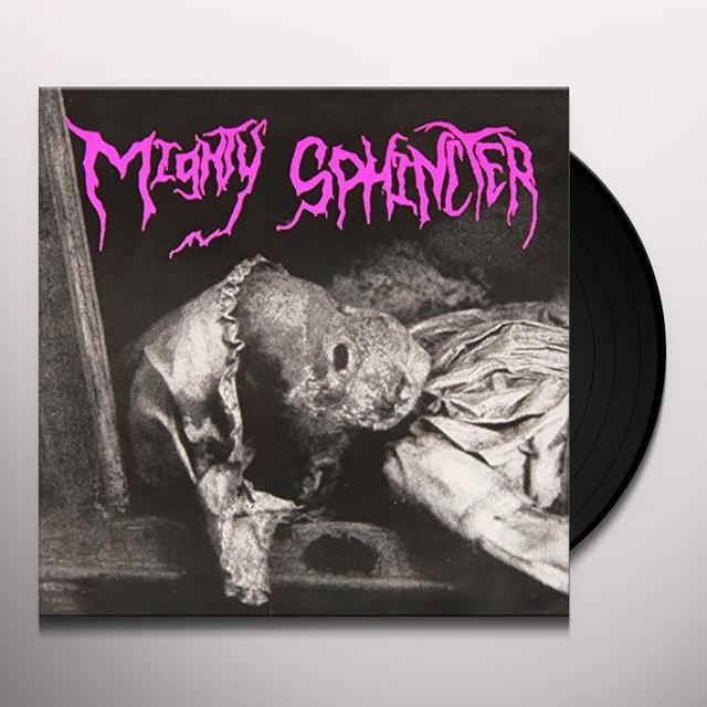 Mighty Sphincter RESURRECTION Vinyl Record