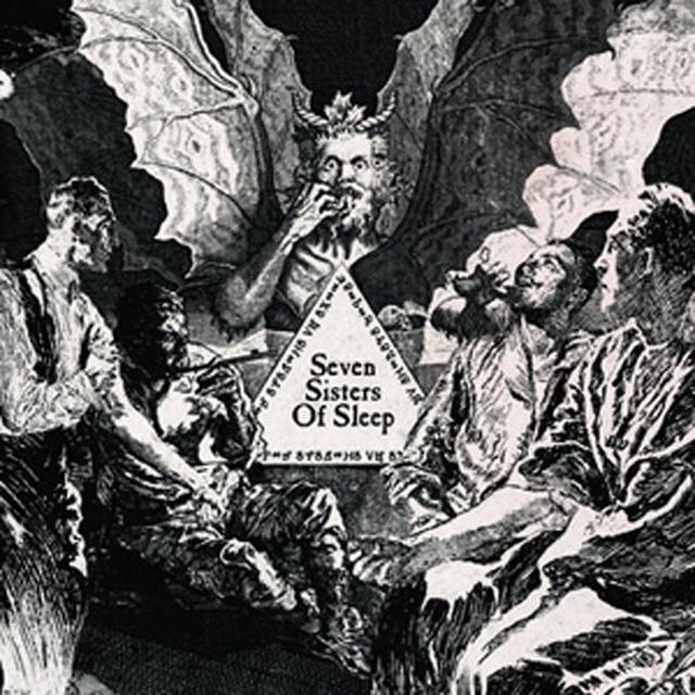 SEVEN SISTERS OF SLEEP Vinyl Record - Limited Edition