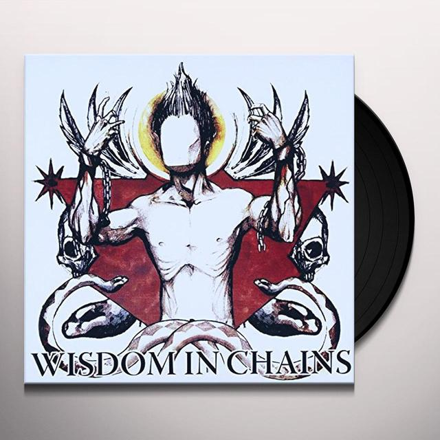 Wisdom In Chains VIGILANTE SAINT Vinyl Record