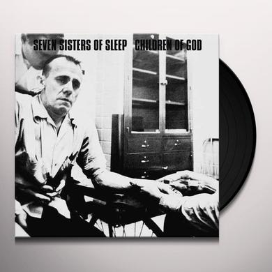 Seven Sisters Of Sleep / Children Of SPLIT Vinyl Record