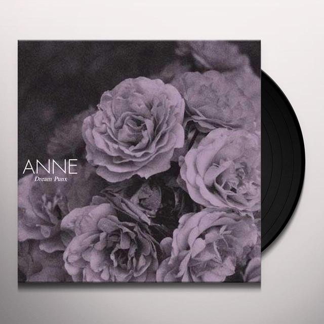 Anne DREAM PUNX Vinyl Record - Limited Edition