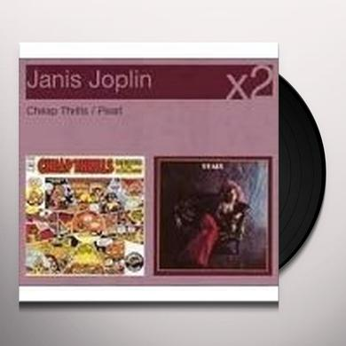 Janis Joplin CHEAP THRILLS Vinyl Record