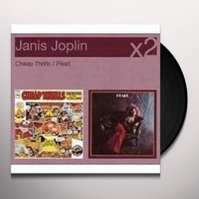 Janis Joplin CHEAP THRILLS Vinyl Record - 180 Gram Pressing